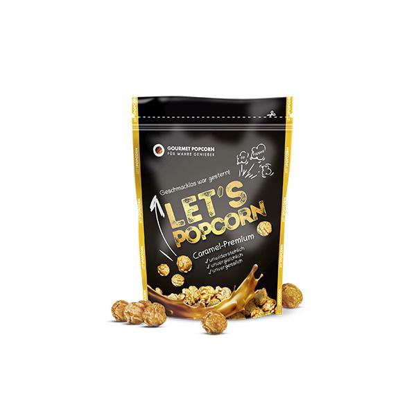 Lets Popcorn Caramel Premium