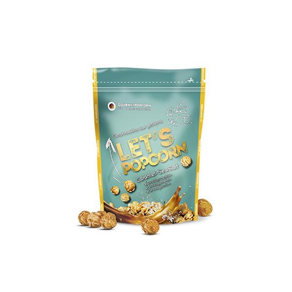 Lets Popcorn Caramel SeaSalt