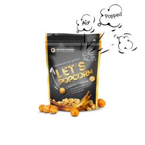 Let's Popcorn Caramal Premium