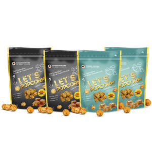 Powerpack, Premium Caramel, Caramel Seasalt, LetsPopcorn