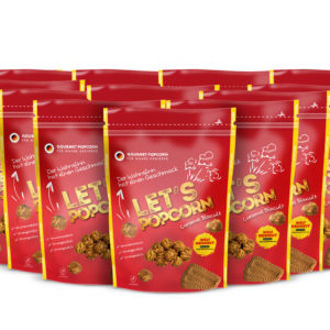 Let's Popcorn Superpack Biscuit